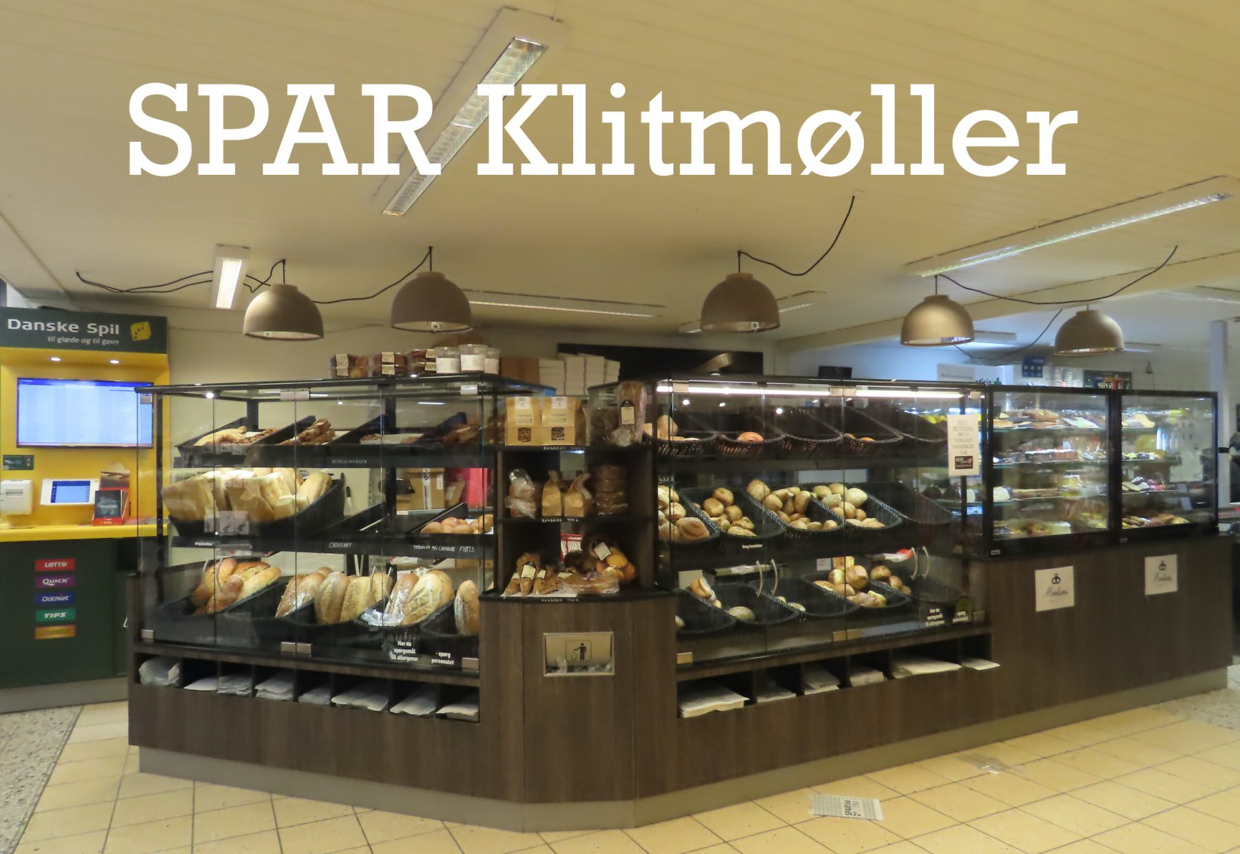 SPAR Klitmøller